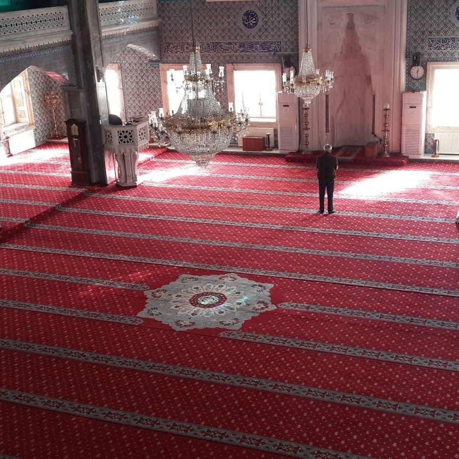 Rize Kalkandere Merkez Cami Halısı