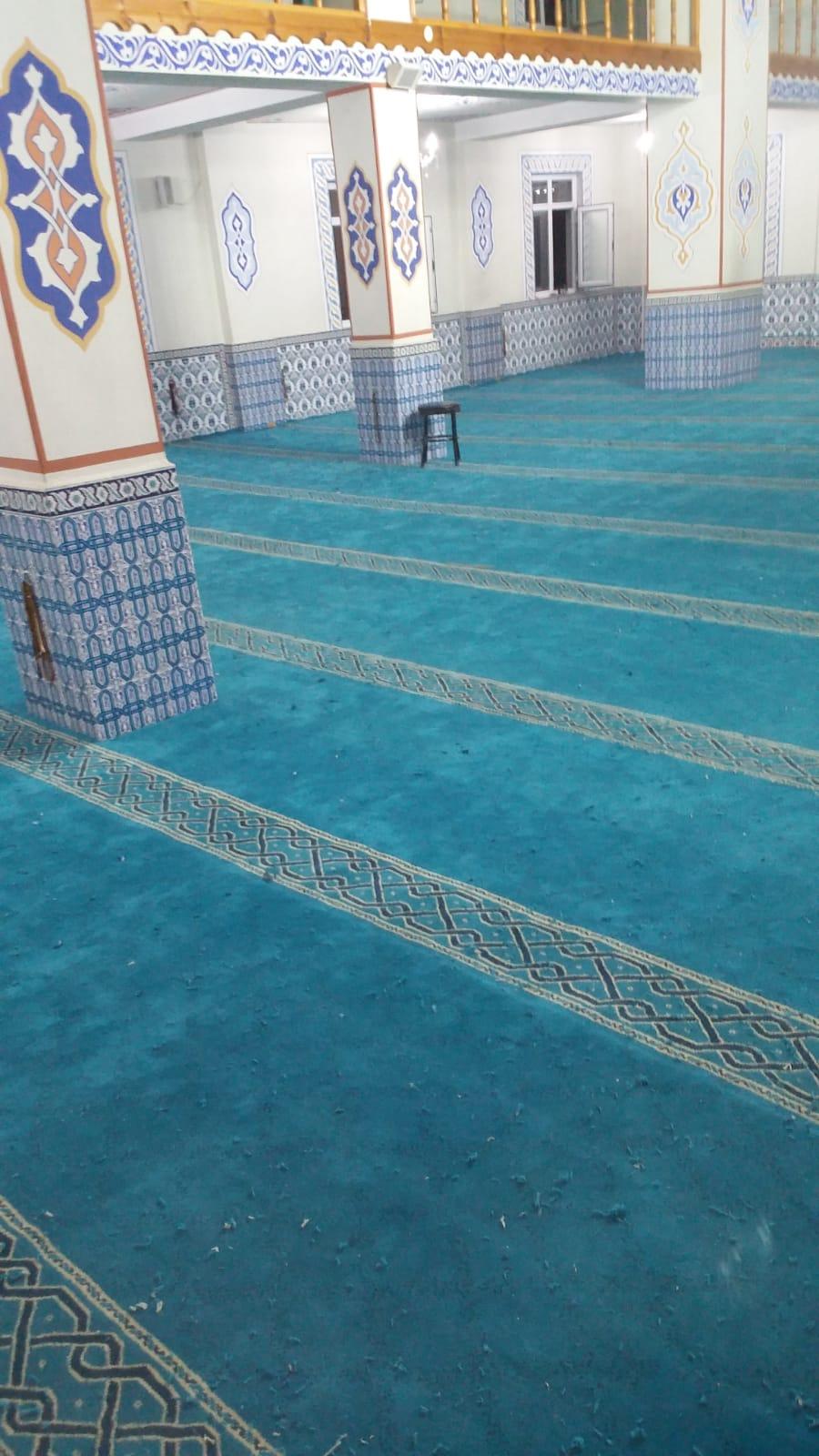 İstanbul Sultanbeyli Dede Paşa Cami Halısı