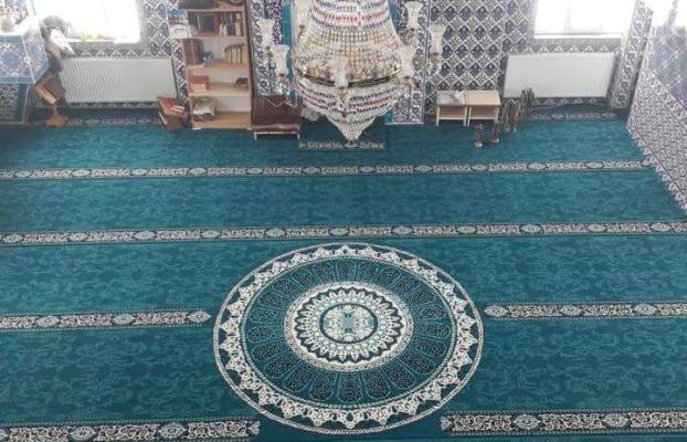Mersin Tarsus Bilali Habeşi Cami Halısı