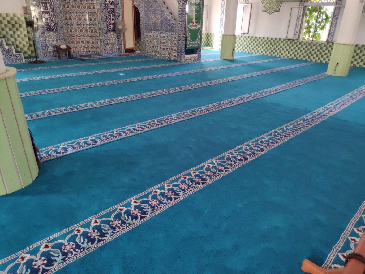 Muş Varto Cami Halısı Gümüşdere Cami Halıları