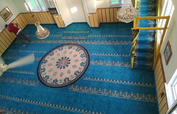 Tekirdağ Kapaklı Cami Halısı
