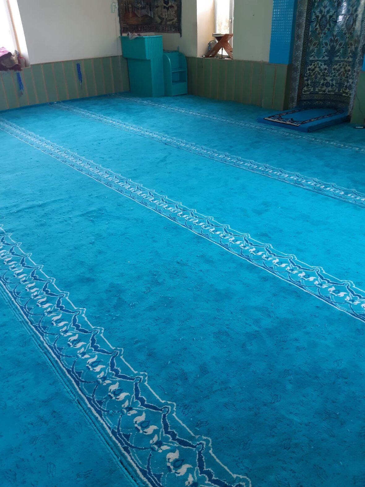 Eskişehir Mimar Sinan Cami Halısı