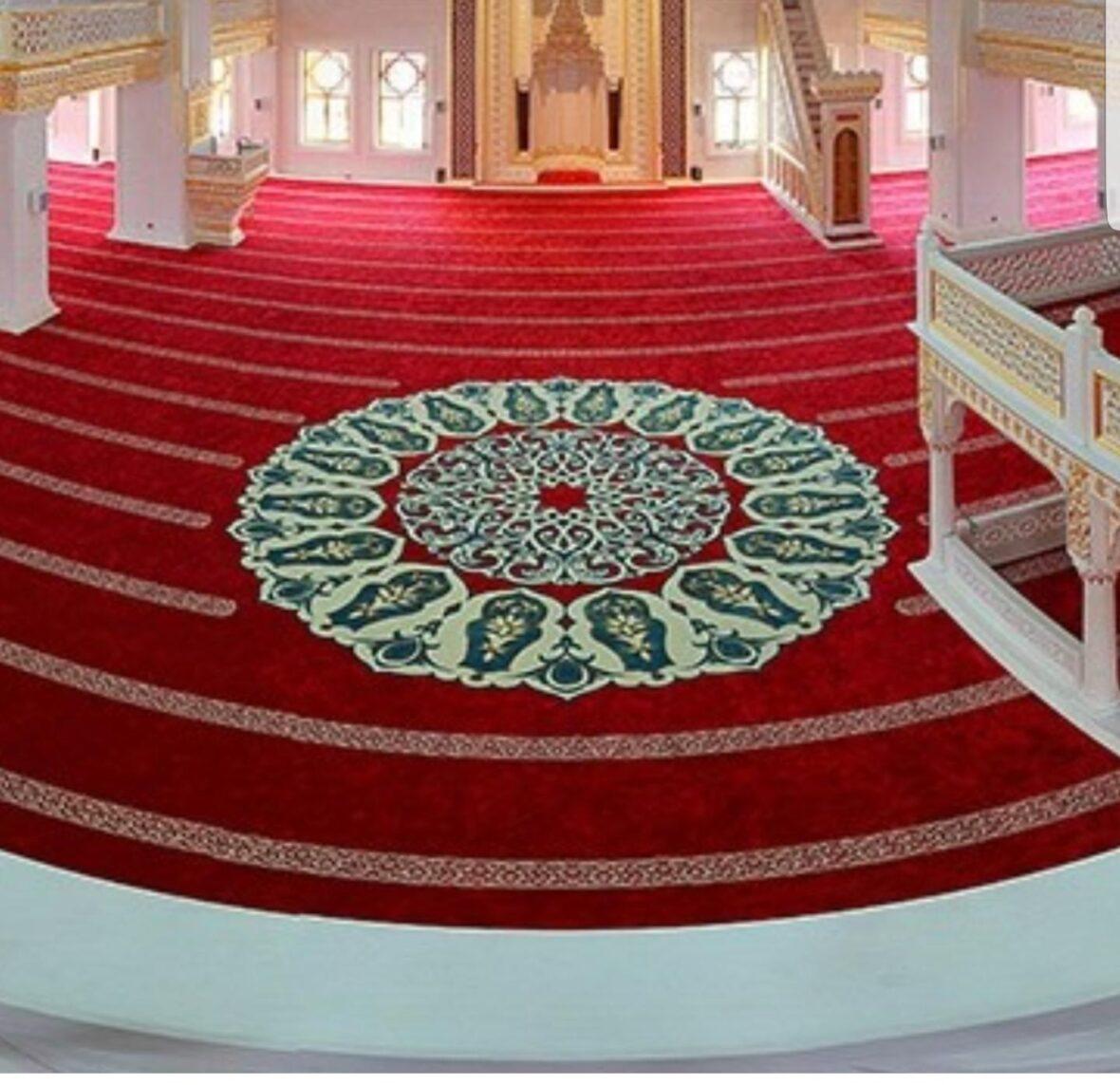 İstanbul Alipaşa Cami Halısı