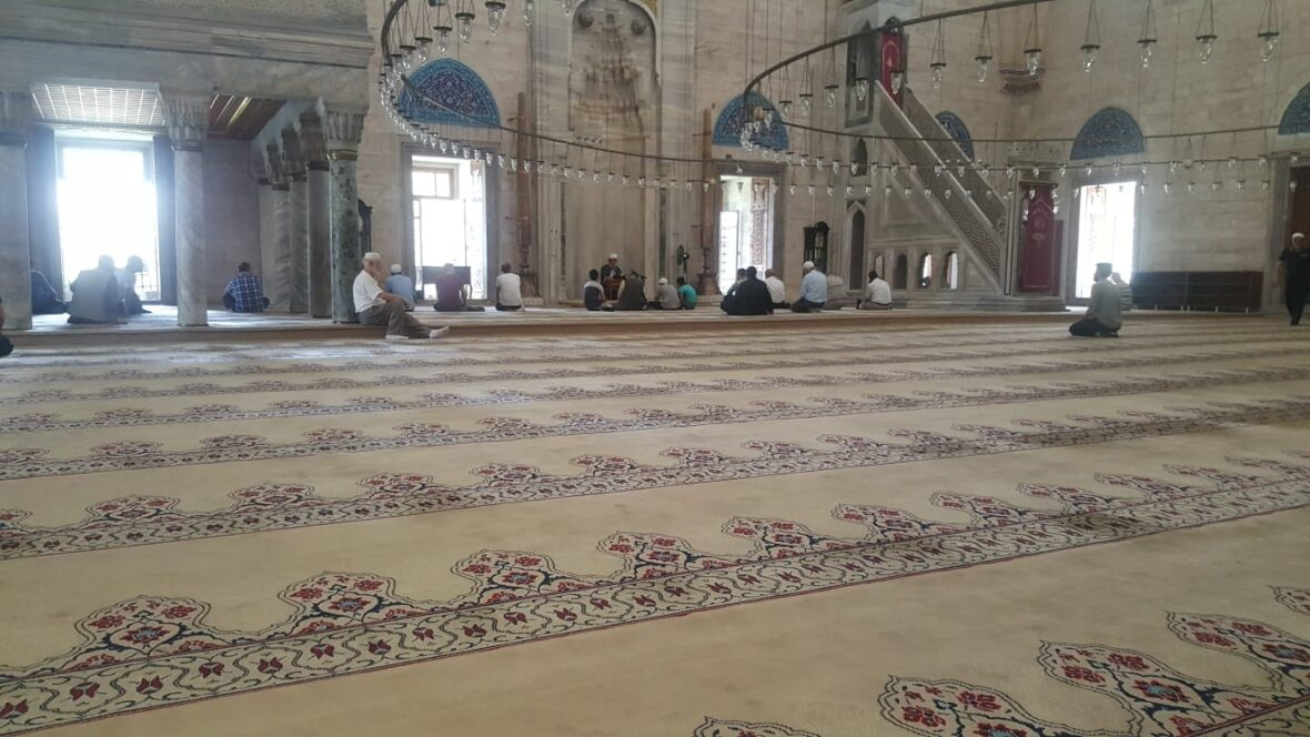 Erzurum İbrahim Paşa Cami Halısı