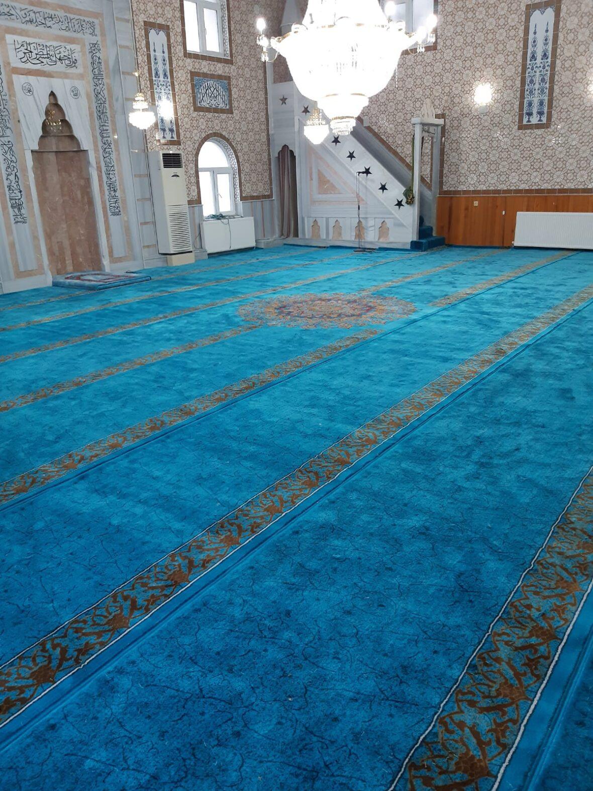 Yozgat Şefaatli Cami Halısı